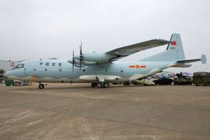 Chinese Shaanxi Y-9