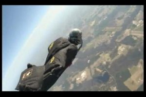 Wing Suit (Photo-DoD)
