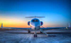 Front view of the G650ER (Photo-BillYoungImage.com)