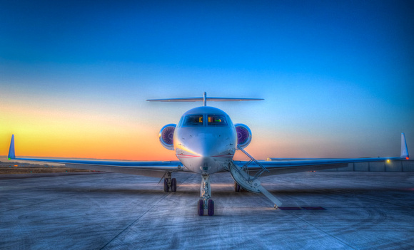 Gulfstream 650ER – The Devil Dragon Pilot
